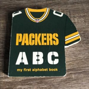*6 for $30* Green Bay Packers ABC Book